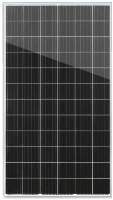 Panel Monocristalino 400 W